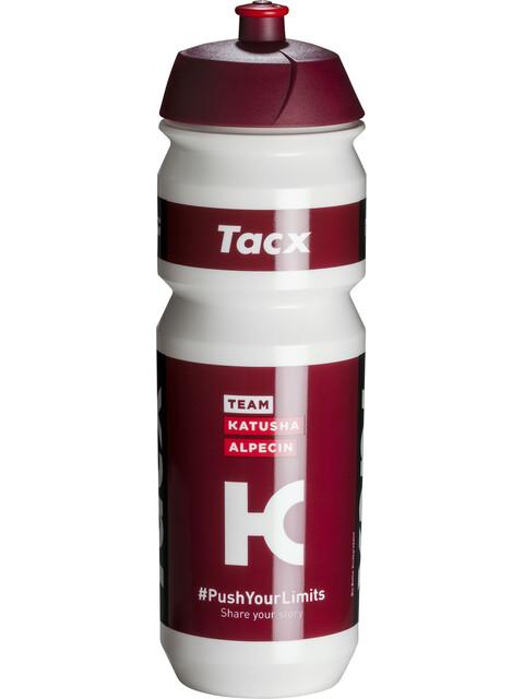Tacx Shiva Bio Vannflaske 750ml Team Katusha rød